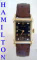 Vintage 14k Goldfilled HAMILTON Winding Watch 1950 Cal 982* EXLNT* SERVICED