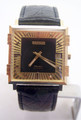 NOS 18K Gold JUVENIA MACHO Mens 25J AUTOMATIC Watch* 1 Year Store Warranty