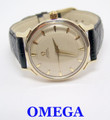 Vintage 14k GF OMEGA Automatic Watch 1950s Cal.354 in EXCELLENT Cond* SERVICED
