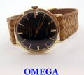 14k MOVADO KINGNATIC SUB SEA Automatic Watch 1960s Cal 531 * EXLNT* SERVICED