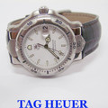 S/Steel TAG HEUER Mens PROFESSIONAL 200 m watch Ref. WH1111* EXLNT