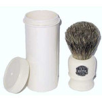 Vulfix Travel Brush - Pure Badger