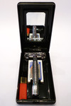 Comoy Safety Razor - Chrome