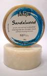 Bath & Soul Handmade Shave Soap - Sandalwood