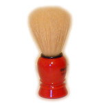 Zenith Shaving Brush, Red