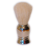 Zenith Shaving Brush, Chrome