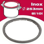 Clipso / Acticook / Nutricook  8L 10L Gasket - 253mm dia