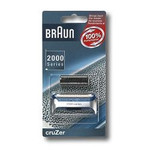 Braun Cruzer Foil and Cutter  20S