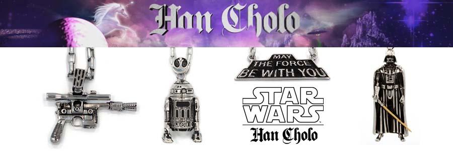 Star Wars the force awakens Han Cholo