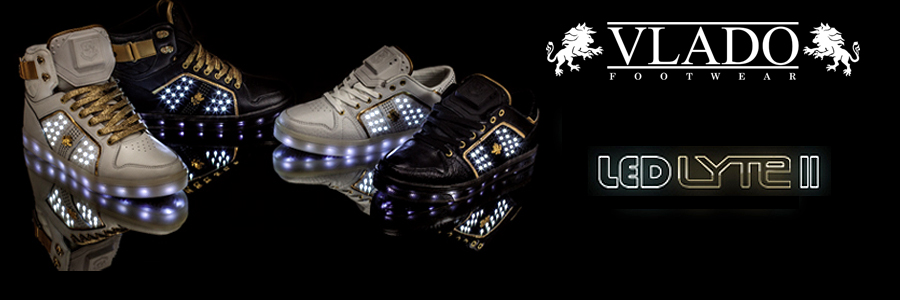 Vlado Footwear LED Lyte Shoes