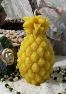 Silicone Pineapple Pine Apple Candle Mold