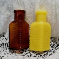 Silicone Poison Bottle Candle Mold