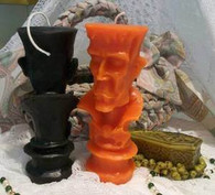 Silicone Monster Candle Mold