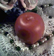 Silicone Little Apple Soap Candle Mold #2
