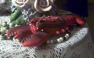 Silicone Lobster Soap Candle