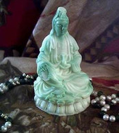 Silicone Kwan-yin Soap Candle Mold