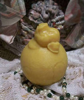 Silicone Fat Pig  Soap Candle Mold