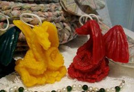 Silicone Dragon  Soap Candle Mold
