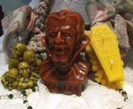 Silicone Count Dracula Candle Mold