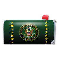 Army Seal Mailbox Cover Magnet