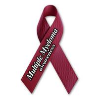 Multiple Myeloma Awareness Ribbon Magnet