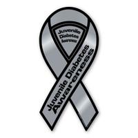 Juvenile Diabetes Awareness 2-in-1 Ribbon Magnet