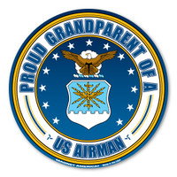 Honor your grandson or granddaughters' commitment to this country and let the world know that you're a proud they chose to join the U.S. Air Force!
