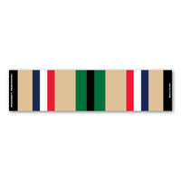 Desert Storm Service Mini Ribbon Bar Magnet