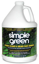 Simple Green Stencil Cleaner and Solder Paste Remover - Case of 4x 1 Gallon Containers (Concentrate)
