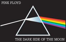 Pink Floyd Dark Side of The Moon Music Blacklight Poster 24x36