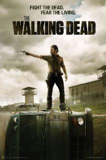 The Walking Dead Season 3 TV Show Poster 24x36