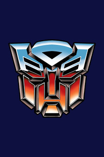 Transformers Autobot Logo TV Show Poster 24x36