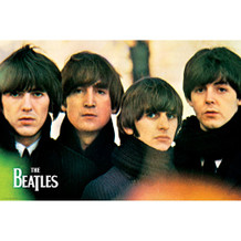The Beatles Music For Sale Poster 36x24