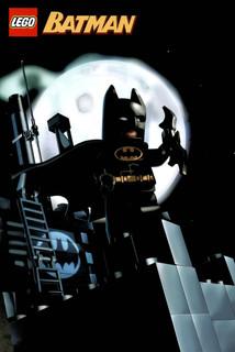 Lego Toys Batman Superhero Figurine Poster 24x36