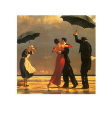Jack Vettriano The Singing Butler Thick Cardstock Poster - 11x14
