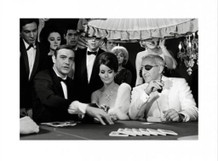 James Bond Thunderball Casino Poster - 32x24