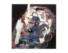 Gustav Klimt The Virgin Art Print Thick Cardstock Poster 12x9.5