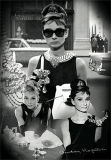 Audrey Hepburn Lenticular 3D Lenticular 3-D Poster - 11x17