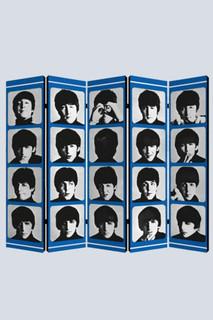 Beatles A Hard Days Night Room Divider - 80x71