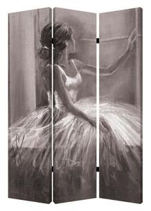 Hazel Bowman Ballerina Room Divider - 48x71