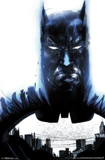 Batman Gotham City Comic Book Art Print Poster 22x34