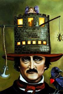 Edgar Allan Poe Stories Art Print Poster 24x36