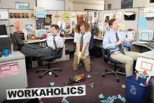Workaholics Office Funny TV Show Poster 36x24