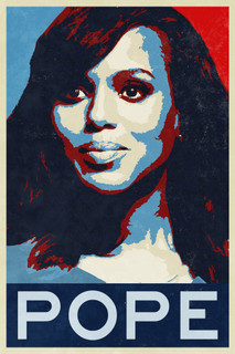 Olivia Pope TV Show Poster 12x18