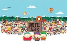 South Park Cast TV Show Poster 24x36