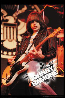 Johnny Ramone Live Concert Music Poster 24x36