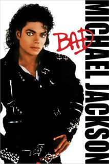 Michael Jackson Bad Poster - 24x36