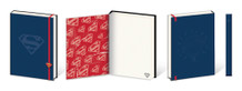 Superman Shield Premium Notebook 180 page Journal Notebook 6x8