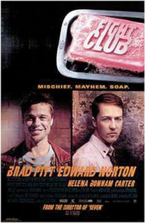 Fight Club Mischief Mayhem Soap Movie Poster 24x36