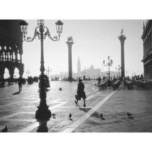 Saint Marks Square Venice Italy Photo Art Thick Cardstock Poster 31.5x23.5